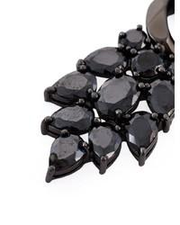 Iosselliani Black On Black Meto Earrings
