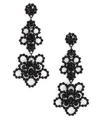 Kate Spade New York Crystal Lace Drop Earrings