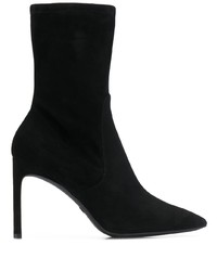 Stuart Weitzman Pointed Ankle Boots