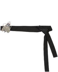 Rochas Embellished Bug Belt