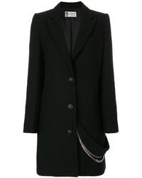 Lanvin Chain Embellished Coat