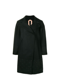 N°21 N21 Oversized Double Breasted Coat