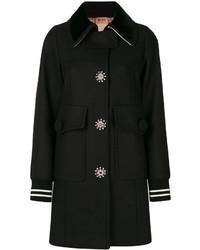 No21 embellished coat medium 5207038