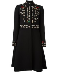 Alexander McQueen Obsession Oversized Coat