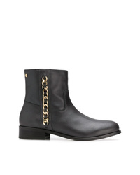 Tommy Hilfiger Chain Detail Boots