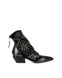 Strategia Elena Iachi X Embellished Ankle Boots