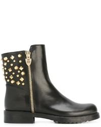 Embellished ankle boots medium 916890