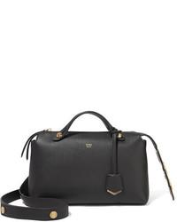 By the way small embellished leather shoulder bag black medium 954136