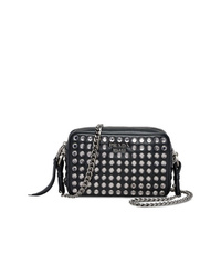 Prada Diagramme Bag With Crystals
