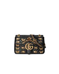 Gucci Gg Marmont Medium Matelass Shoulder Bag