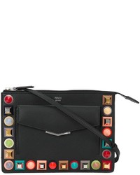 Stud embellished crossbody bag medium 1192151