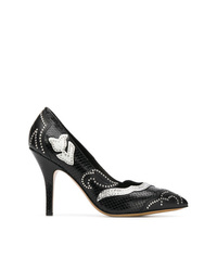 Isabel Marant Studs Embellished Pumps