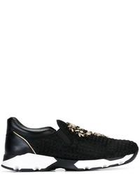 Ren caovilla embellished slip on sneakers medium 688643