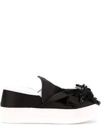 No21 embellished slip on sneakers medium 3762495
