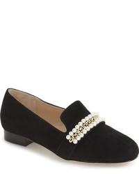 Bettye Muller Ruby Embellished Loafer