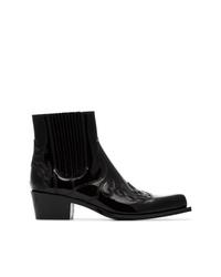 Calvin Klein 205W39nyc 40 Calveta Boots