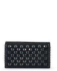 Ralph Lauren Pyramid Beaded Clutch