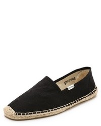 Black espadrilles original 558450