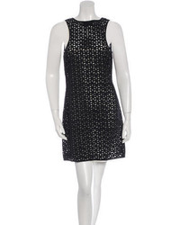 Derek Lam Mini Eyelet Dress