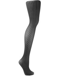 Wolford Cilou 20 Denier Tights Black