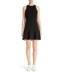 Theory Felicitina Fit Flare Dress