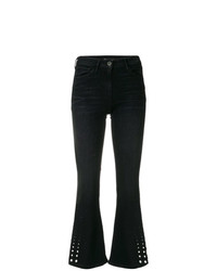 3x1 Cropped Flared Jeans