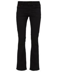 Tommy Hilfiger Sophie Bootcut Bootcut Jeans Black Denim