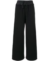 MM6 MAISON MARGIELA Drawstring Flared Trousers