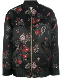 MM6 MAISON MARGIELA Floral Bomber Jacket