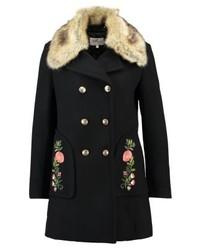 Derhy Veste Short Coat Noir