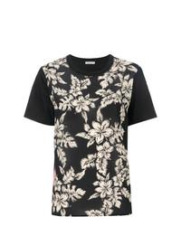 Moncler Floral Print T Shirt