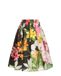 Bambah Lotus Midi Skirt