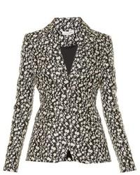 Altuzarra Parthia Floral Jacquard Jacket