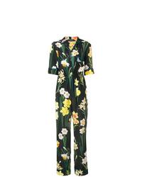 Dolce & Gabbana Narcisi Floral Jumpsuit