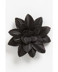 Hook Albert Flower Lapel Pin Large