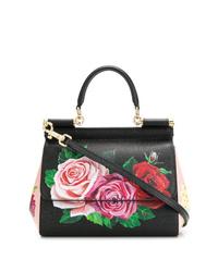 Dolce & Gabbana Floral Print Mini Bag