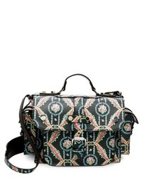 MSGM Large Printed Satchel
