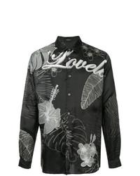 Loveless Floral Print Shirt