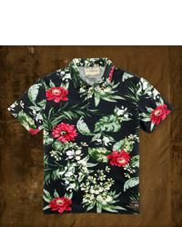 Denim & Supply Ralph Lauren Denim Supply Floral Print Polo
