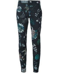 Floral print trousers medium 397174