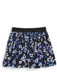 Kate Spade New York Floral Print Skirt