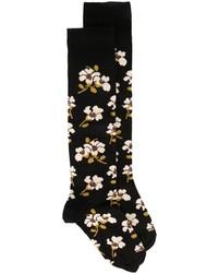 Marni Floral Jacquard Socks