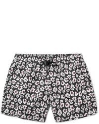 9974fadc44 Mcq Alexander Mcqueen Hyper Floral Print Swim Shorts Out of stock · Paul  Smith Slim Fit Mid Length Floral Print Swim Shorts