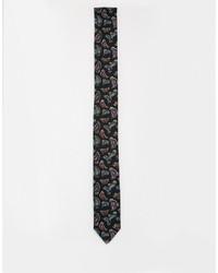 Reclaimed Vintage Paisley Skinny Tie