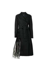 Proenza Schouler Cord Fringe Coat