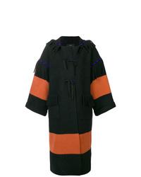 Alanui Oversized Fringe Detail Coat