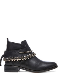 Freda Salvador Star Leather Boots