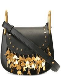 Chloé Mini Hudson Fringed Shoulder Bag