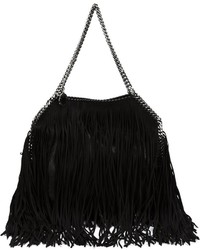 Falabella fringed tote medium 347938