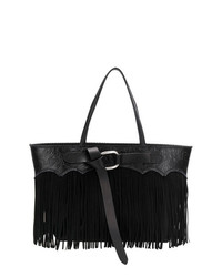 Dsquared2 Fringed Tote Bag